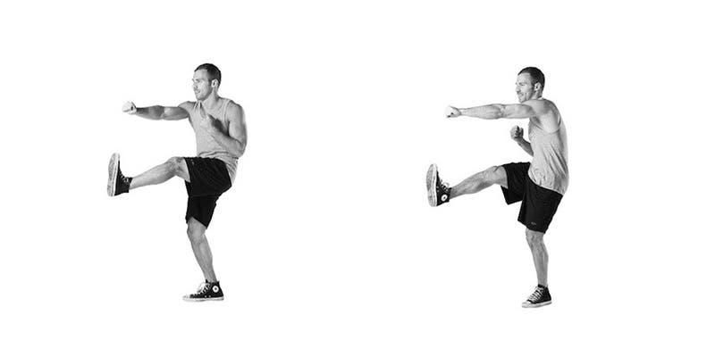 8-mouvements-de-dance-pour-renforcer-vos-fessiers-et-vos-cuisses-Étirements des cuisses