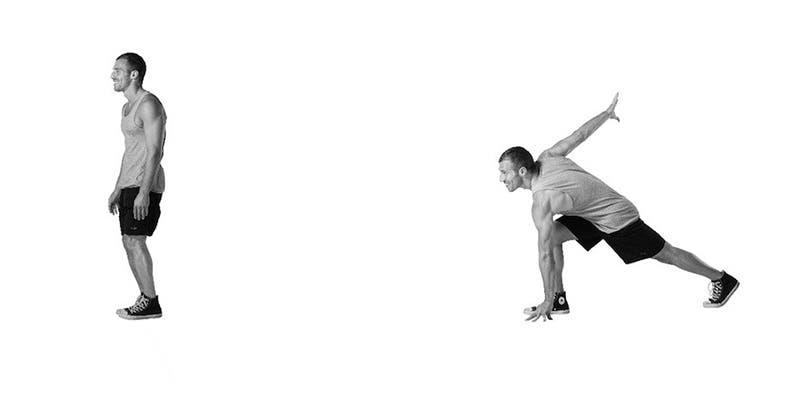 8-mouvements-de-dance-pour-renforcer-vos-fessiers-et-vos-cuisses-Fléchissements rapides